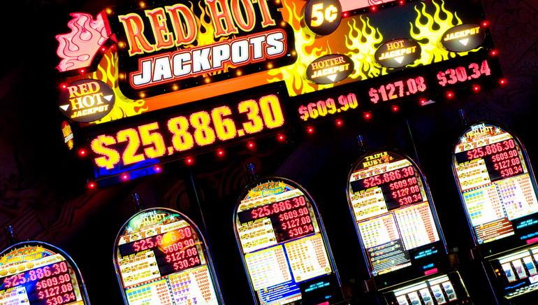Tragamonedas de Casino Gratuitas